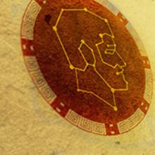Создаём логотип для мебельной фабрики в древнегреческом стиле
