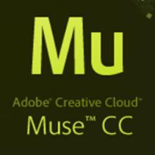 Отчёт о работе в Adobe Muse