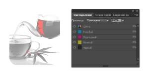 основы работы с растровыми изображениями в в Adobe InDesign 5