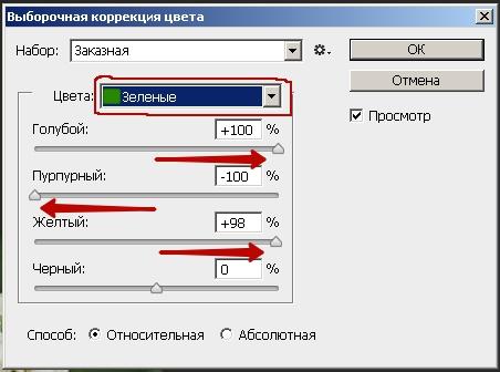 Выборочная_коррекция_цвета_в_фотошопе_Viborochnaya_korrekciya_cveta_v_fotoshope_2
