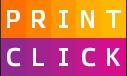 логотип сайта печати принтклик ру