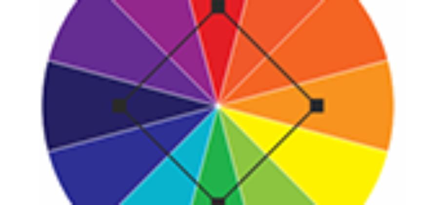 Цветовой круг и цветовые сочетания