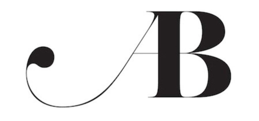 Делаем лигатуру – логотип из букв